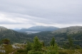 Vesnička Mysusaeter, národní park Rondane, Norsko