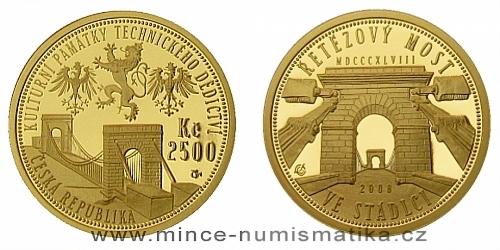 Zlatá mince - převzato