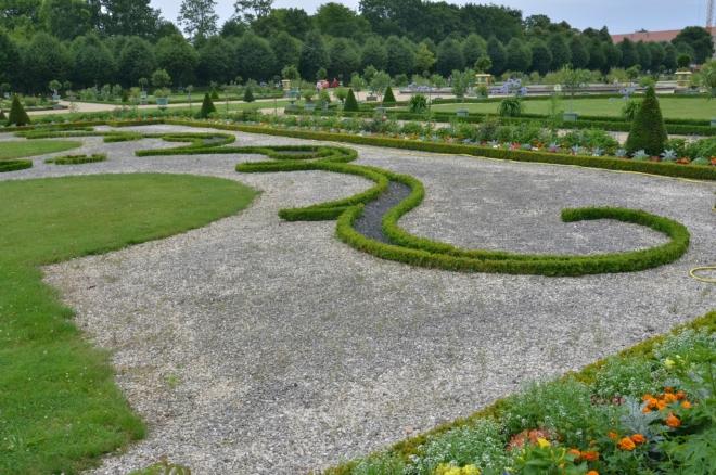 Zámecká zahrada u Charlottenburgu