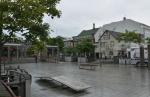 Náměstí Ingólfstorg pojmenované podle Ingólfura Arnarsona, považovaného za prvního obyvatele Islandu. Okolo roku 874 se usadil právě kousek od tohoto náměstí, jak dokládají vykopávky v muzeu osídlení.