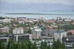 Barevné střechy jsou jednou z reykjavíckých perliček.