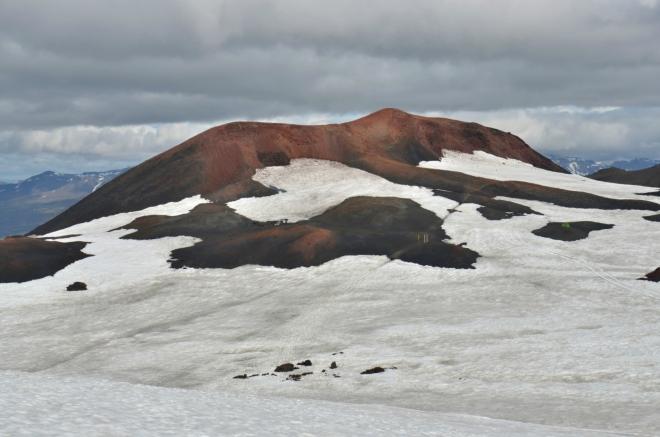 Magni, kráter vzniklý v roce 2010, pojmenovaný dle syna boha Thóra.