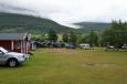 Kemp ve vesnici Dovre, Norsko