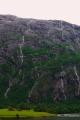 Vodopády, Norsko