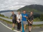Langfjorden, Norsko
