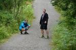 Cesta na vodopád Mardalsfossen, Norsko