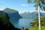 Poblíž Åndalsnes, Norsko