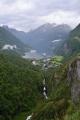 Geirangerfjord, Norsko