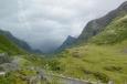 Poblíž Geirangerfjordu, Norsko