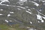 Pohled z vyhlídky Dalsnibba, Norsko