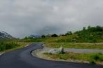 Okolí jezera Breiddalsvatnet, Norsko