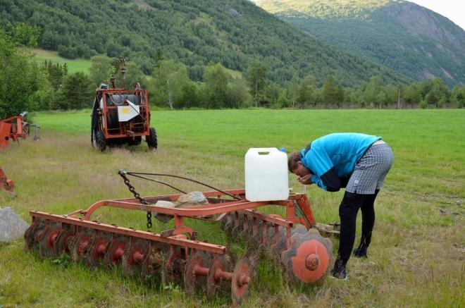 Zemědělská romantika