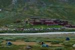 Turistická základna Spiterstulen, Norsko