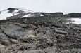 Výstup na Galdhøpiggen, Norsko
