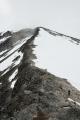 Keilhaus topp, výstup na Galdhøpiggen, Norsko