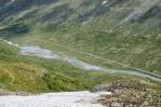 Říčka Visa a údolí Visdalen, Norsko