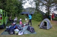 Øyen camping, Norsko