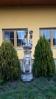 Galerie pro turisty je k vidění u rodinného domku v Dubičkách.