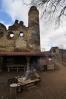 Hrad bergfritového typu s dvoudílnou dispozicí vznikl na začátku 14. století. Sídlo koupil budoucí císař Karel IV, který ho později udělil v léno pánům ze Žerotína. Hrad byl opuštěn na konci 16. století. Dnes zde najdete zbytky jádra s okrouhlou věží, zbytky vstupní brány s věží a pozůstatky opevnění. Z hradeb je krásný výhled po okolí. V roce 2014 byla otevřena a zpřístupněna věž hradu (www.mapy.cz).