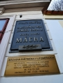 Domek kde žil a zemřel Karel Hynek Mácha.