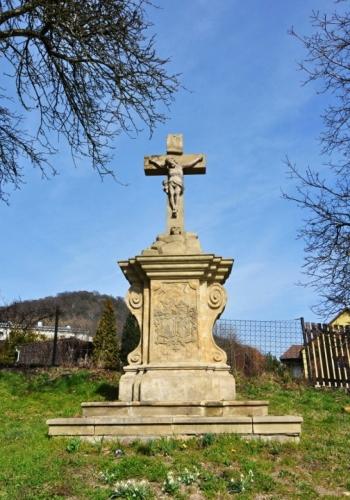 Křížek u Boreče.
