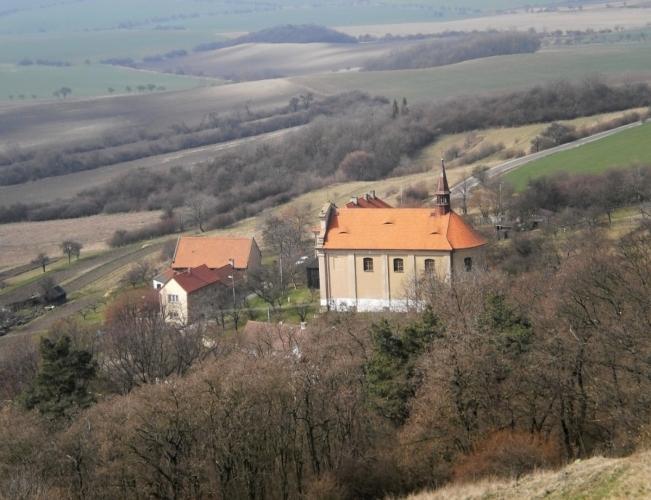 Kostel v Sutomi.
