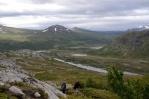 Přechod Besseggenu, Jotunheimen, Norsko