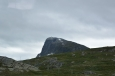 Krajina jižně od Besseggenu, Norsko
