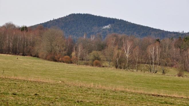 Chlum (1 191 m n. m.).