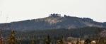 Lysá panorama (1 228 m n. m.).