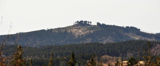Lysá (1 228 m n. m.).