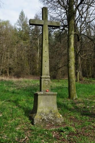 Velký kříž je na konci křížové cesty.