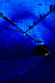 Lærdalský tunel, Norsko