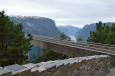 Vyhlídka Stegastein, Norsko