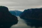 Aurlandsfjorden, Norsko