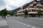Městečko Voss, Norsko