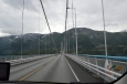 Most přes Hardangerfjord, Norsko