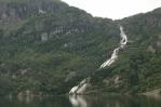 Jezero Sandvevatnet, Norsko