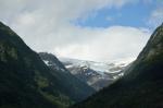 Ledovec Folgefonna, Norsko