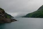 Jezero Valldalsvatnet, Norsko