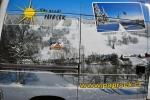 Zimní idylka, o kterou jsme přišli. Původně jsme na Paprsek totiž měli jet v únoru. Termín jsme odložili pro nedostatek sněhu a choroby, co nás postihli.
