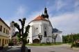 Kostel Archanděla Michaela – renesanční kostel z let 1612–1614, upravený před polovinou 18. století.