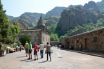 Klášter Geghard a okolí, Arménie