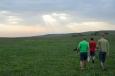 V pohoří Geghamy, Arménie