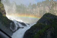 Vodopád Låtefossen, Norsko