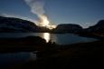 Jezero Ståvatn, Norsko