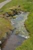 Horký potok zblízka