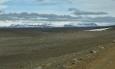 Ledovec Hofsjökull pokrývá hory vystupující z vnitrozemské vysočiny. Ostatně, téměř každé hory či sopky nad 1000 m jsou na Islandu pokryté ledovcem.