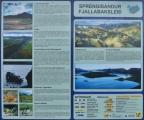 Zde něco mj. o Landmannalaugaru a prvním přejezdu Sprengisandur autem.