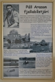 Fotografie z prvního přejezdu Sprengisandur autem v roce 1933 (výstava v motorestu v Hrauneyjaru), tentokrát i s povídáním islandsky a anglicky.